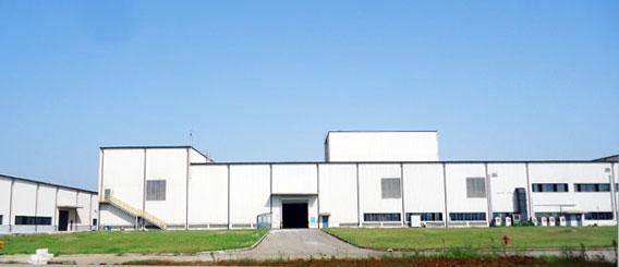 威斯卡特(工业)中国新建机械加工车间总承包工程