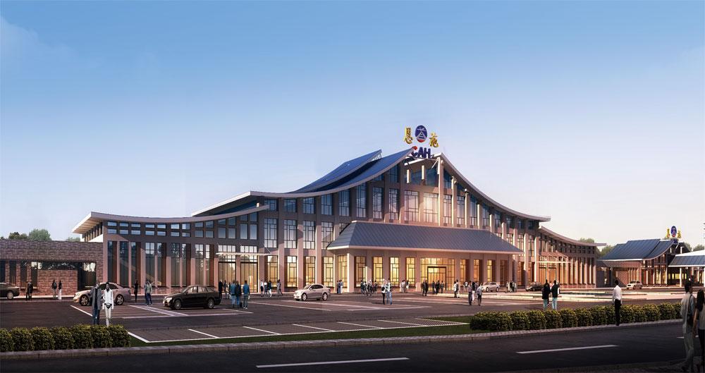 恩施许家坪机场二期扩建工程航站区消防、空调及水电安装工程